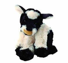 "Amazon.com : Bukowski Soft Plush Little Rosa Cow Stuffed Animal Toy 12"" : Giant Stuffed Cow : Toys & Games - $30"