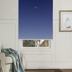 Open Sky Printed Roller Blind  #rollerblinds #homedecor #interiordesign