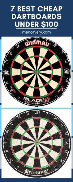 For many people, buying a dartboard for the first time can be quite confusing because there are so many cheap dartboards on the market and it is not always easy to sort out the good from the bad. To make it easier for yourself, if you are a new player of the game or are buying a dartboard as a gift for a new player I would always recommend considering a board at the lower end of the budget.