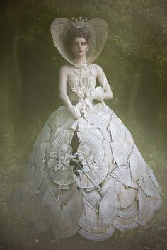 """Wonderland """"The Twilight Covenant and The Promise of Home"""" ....... by Kirsty Mitchell, via Flickr"""