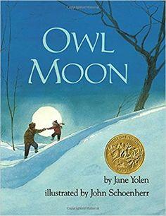 Owl Moon by Jane Yolen (1987)