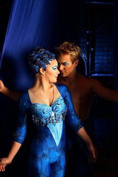 Cirque du Soleil - Dralion ; Pas de Deux ; Air