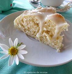 Torta de nata, Azúcar de abedul, harina, mantequilla, huevos, levadura de panadero, sal marina, nata. Torta Imperial. Repostería tradicional de Vigo, Reposteria tradicional gallega.