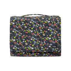Large Squared-Away Cosmetic Case in Wild Floral - Kate Spade Saturday