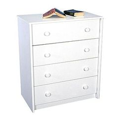 Kmart  Drawer White