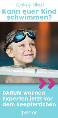 Kann dein Kind WIRKLICH schon sicher alleine schwimmen?