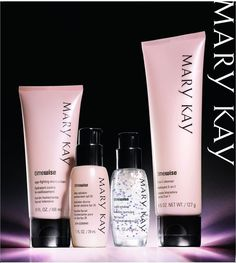 Mary Kay Timewise Miracle Set Age-Fighting Moisturizer Day Night Solution Oily #MaryKay