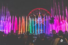 World of Color iPhone/Android/Desktop Wallpaper