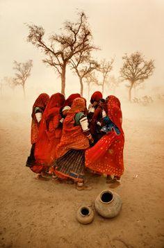 Steve McCurry - India