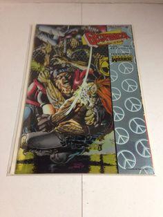 Valiant Comics Geomancer Guardian Of Earth #1 Foil Cover