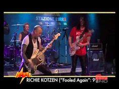 Richie Kotzen Live in Rome 2007