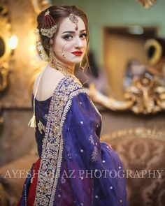 💕 MUA _______________ For bookings , contact Pakistani Bridal Makeup, Pakistani Wedding Outfits, Pakistani Dresses, Indian Outfits, Fancy Wedding Dresses, Bridal Lehenga Collection, Perfect Bride, Beautiful Bride, Stylish Dress Designs