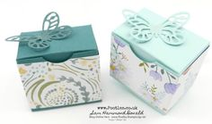 Butterfly Box - 2 x 2-1/4