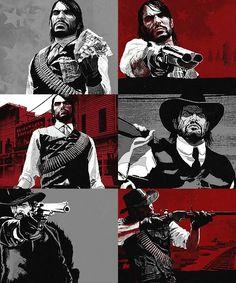 John Marston, Red Dead Revolver