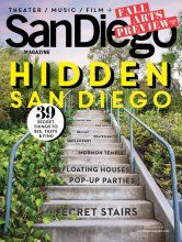 "Secret San Diego - Hidden gems in my own back yard!  A new ""to-do"" list."