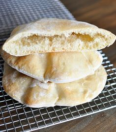 Homemade Pita Bread | Mel's Kitchen Cafe