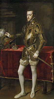 Felipe II de España -