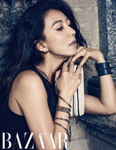 하퍼스 바자 7월 | 김희애
