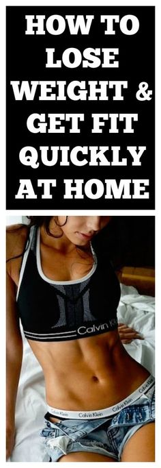 How to lose weight & get fit quickly at home https://www.changeinseconds.com/fitness-workout-routines/