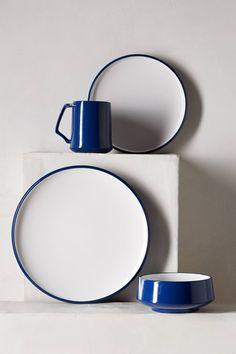 Dansk kobenstyle plate