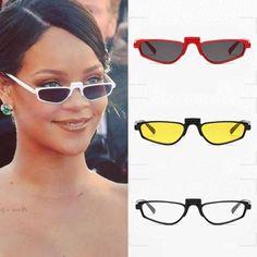 7378765cbd Retro elegant womens cat eye sunglasses rhinestone arms