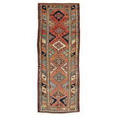 Antique Kurdish Rug @abccarpet