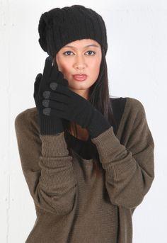 Etre Fivepoint Wool Gloves