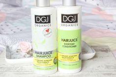 DGJ Organics Honeydew Melon Hairjuice Shampoo & Conditioner