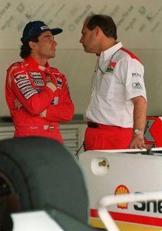 Ayrton Senna i 1993
