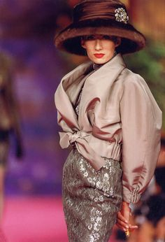 Christian Lacroix Haute Couture Fall-Winter 1990