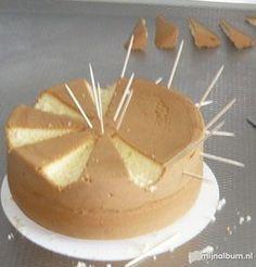 Marcipánové torty 2 - fotopostupy, recepty - Rece...