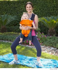 10 Exercises to Do with your Baby