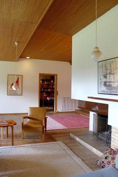 Home Interior Design, Interior Architecture, Home Living Room, Living Spaces, Decoration Chic, Piece A Vivre, Aesthetic Room Decor, New Homes, House Design