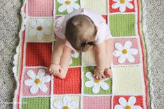 Top 10 Free Crochet Afghan Baby Blanket Pattern