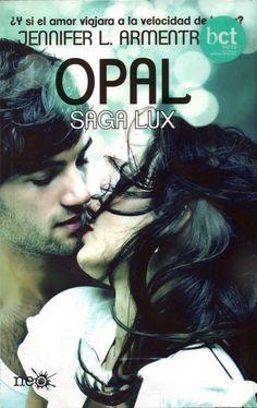 Soñando entre lecturas: RESEÑA: Opal (saga Lux #3) - Jennifer L. Armentrout