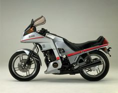 Yamaha XJ650 Turbo '1982