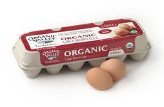Organic Eggs from Organic Valley Price: $7.12