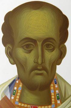 Byzantine Icons, Byzantine Art, Greek Icons, John Chrysostom, Russian Icons, Painting Studio, Art Icon, Orthodox Icons, Supermodels
