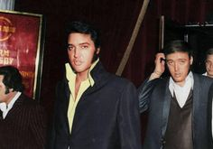 Richard Davis came to work for Elvis in 1962 as a member of the Memphis Mafia. Later he was part of the on tour security team, but left at the end of 1970.