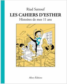 Original language: French | 56 pp. | February 2017 | 2 Seas Represents: World Excl. Rights | Rights Sold: Turkey (Epsilon) | COMICS - SERIES | Based on true stories told weekly by Esther A.*, Esther's Notebooks draw us into the daily life of a 10-year-old girl talking about school, friends, family and pop stars.