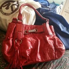 Authentic juicy couture purse Red authentic juicy couture purse Juicy Couture Bags
