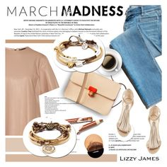 """lizzyjames.com"" by defivirda ❤ liked on Polyvore featuring Avenue, Belstaff, Garance Doré, Jimmy Choo and Lizzy James"
