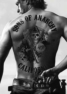 Sons of Anarchy : Jax Teller
