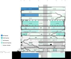 """Gallery of mcdowellespinosa's """"Layered Intelligence"""" Challenges the Typology of Mixed Use Buildings - 11"""