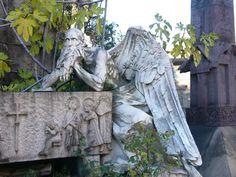 dans un cimetière italien