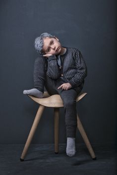 Norwegian designed fashion for children www.no Fairy stylish knitwear with a homespun feeling. Ethical and eco-consious production in EU. Cozy Fashion, Kids Fashion, Mole, Winter Collection, Timeless Design, Norway, Knitwear, Pure Products, Stylish