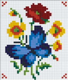1 million+ Stunning Free Images to Use Anywhere Butterfly Cross Stitch, Mini Cross Stitch, Cross Stitch Needles, Cross Stitch Heart, Cross Stitch Cards, Cross Stitch Animals, Cross Stitch Flowers, Cross Stitching, Modern Cross Stitch Patterns