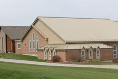 Wallenstein Bible Chapel, Wallenstein, ON - Steelway Building Systems