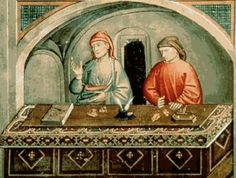 English Historical Fiction Authors: Money Lending in the Middle Ages