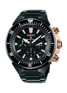 Seiko SBEC002 Chronograph Diver